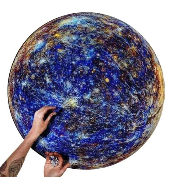 Round Jigsaw Puzzles 1000 Pieces