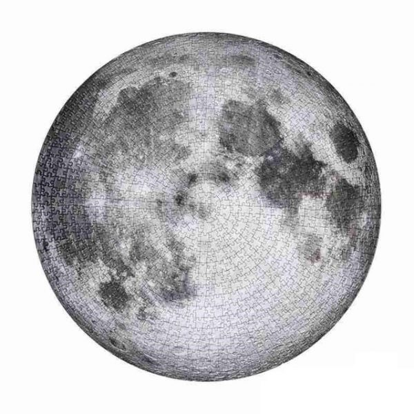 Moon Jigsaw Puzzles 1000 Pieces
