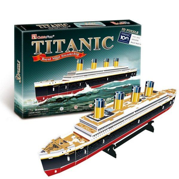 Titanic 3D Puzzles