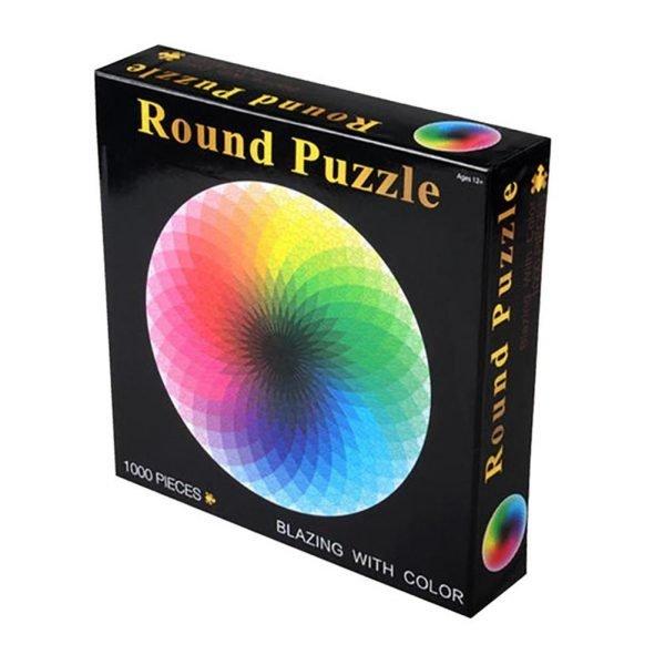 Rainbow Jigsaw Puzzles 1,000 pieces