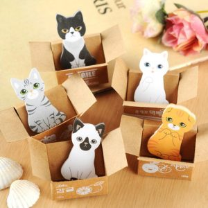 Cats Sticky Notes