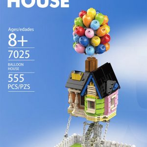 Up House Toy Lego