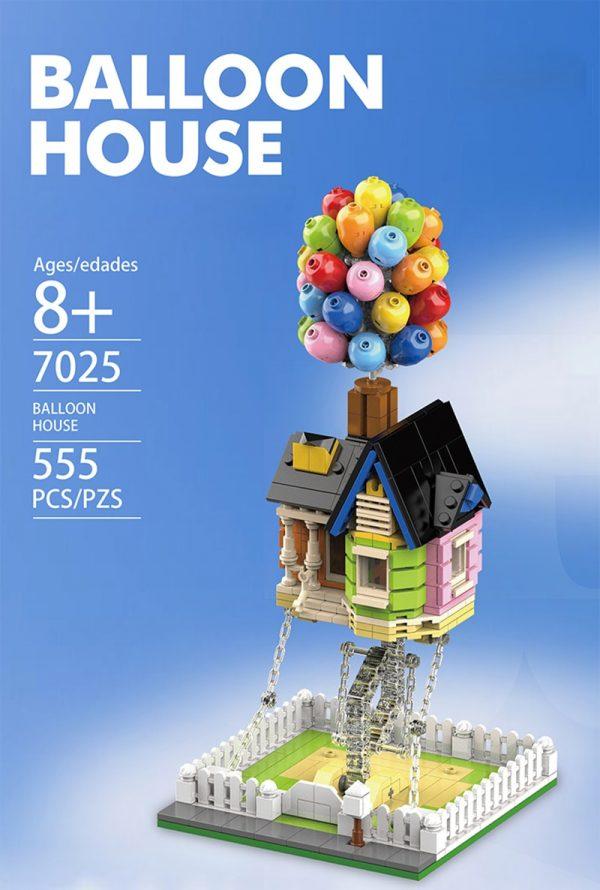 Up House Toy Lego