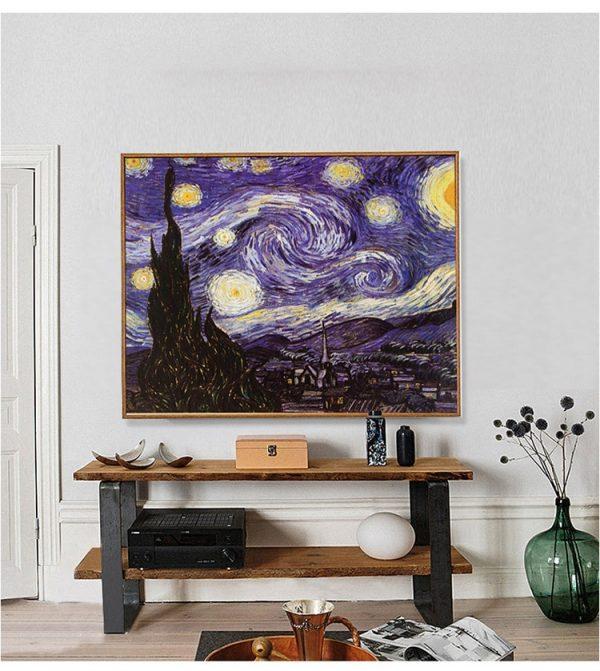 Van Gogh Jigsaw Puzzles
