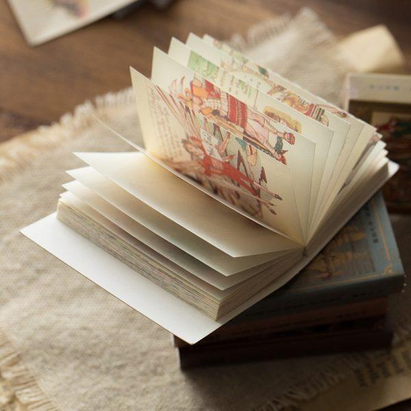 Mini Memo Pad Magic Book Series 100 Sheets