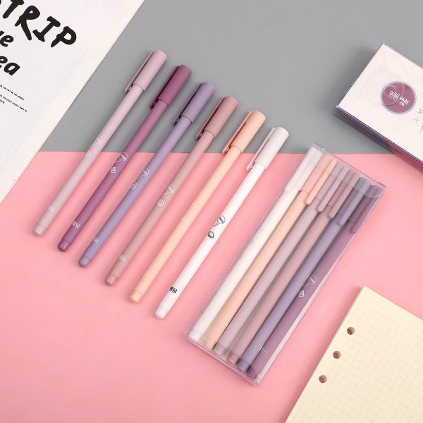 Cute Pen 6pcs Set