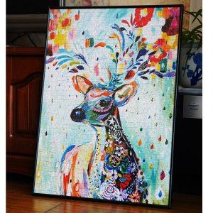 Deer Jigsaw Puzzles