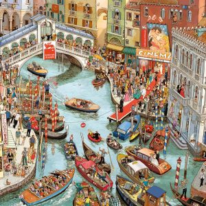 Canal Jigsaw Puzzles