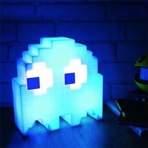 Pac Man Lamp Light