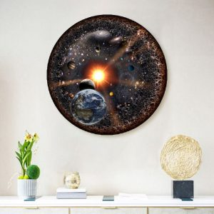 Universe Space Jigsaw Puzzle