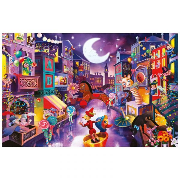 Carnival Jigsaw Puzzles 1000 Pieces