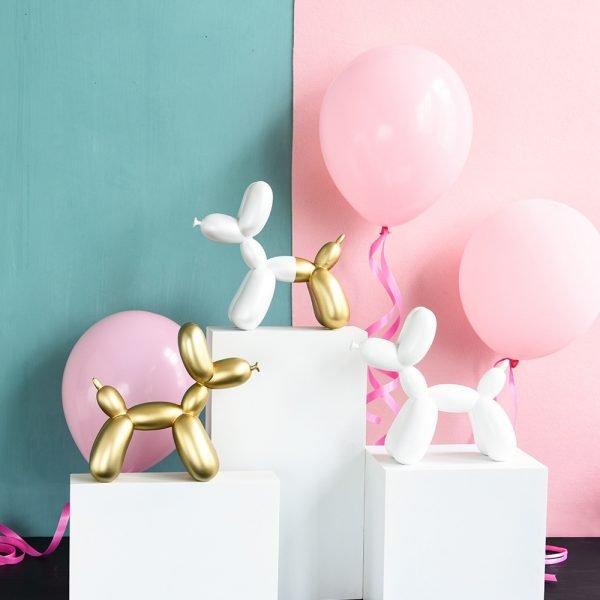 Balloon Dog Statue Sculpture