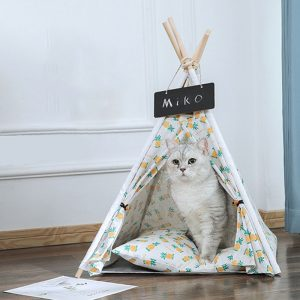 Dog and Cat Tent Teepee